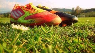 slechte gewoonte voetbalschoenen