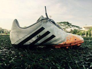 voetbalschoenen fris houden