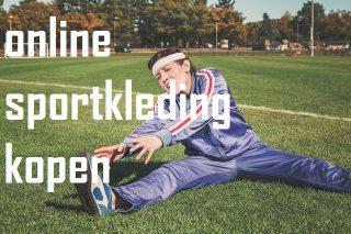 online sportkleding kopen